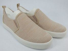 Earth Zen Groove Size US 7 M EU 39 Women's Knit Perforated Slip-On Shoes Blush - $47.47