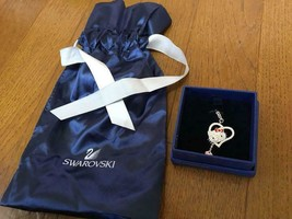 SWAROVSKI x Hello Kitty Collaboration Charm Authentic New Unused From Japan - $189.64