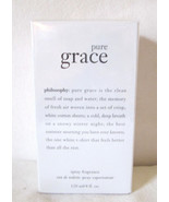 Philosophy Pure Grace 4oz  Women's EDT, New, Sealed - $75.00