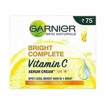 Garnier Bright Complete VITAMIN C Serum Cream UV, 45g 5860 - $13.25