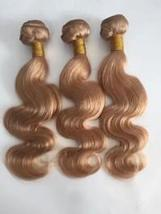 3 bundles Honey blonde hair weaving sell in a pack - $78.89+