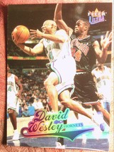 Basketball 2004 Fleer #26 David Wesley Hornets - $0.99