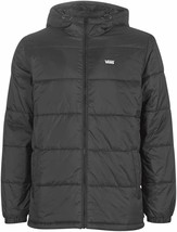 Vans Woodridge Coats Men Black - L XL Duffel Coats Outerwear - $102.99