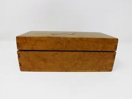 Unique Wooden Keepsake Box - $12.99