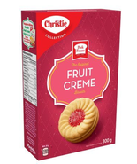 1 Box Christie Peek Freans Fruit Creme Cookie 300g - From Canada FRESH! - $13.14