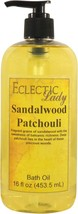 Sandalwood Patchouli Bath Oil - $12.60+