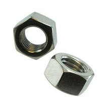 """Stainless Steel Hex Nuts 3/4""""-10 (12 pcs) - $43.00"""