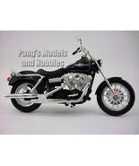 Harley - Davidson Dyna Street BOB 1/12 Scale Die-cast Metal Model by Maisto - $24.74