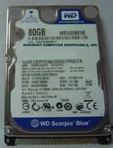 WD - WD800BEVE 80GB IDE 2.5 inch Drive Tested Good Free USA Ship Our Dri... - $14.95