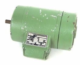 WEG KGR622 G-MOTOR KGR-622 44IP NR. 2-186-948, VDE0530, 12.84, 110W