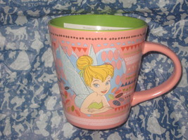 Disney Store Tinkerbell Ceramic Coffee Cup. Brand New. - $20.90