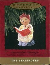 1993 - New in Box - Hallmark Christmas Keepsake Ornament - Bearnadette B... - $2.22