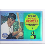 2001 Topps Archives Reserve Refractor #50 Willie McCovey -San Francisco ... - $2.97