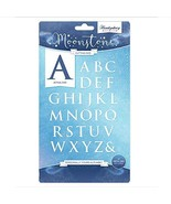 Hunkydory Moonstone Personally Yours Alphabet- Cutting Dies MSTONE046 - $39.61