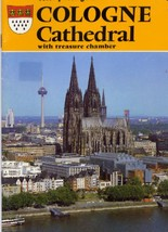 Color Photo Guide Cologne Cathedral (With Treasure Chamber) [Unknown Bin... - $8.54