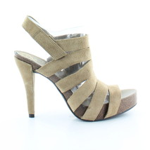 $139.00 Vince Camuto New Pruell Beige Womens Shoes Size 8.5 M Heels - $58.41