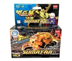 Bugsbot Ignition Basic B-10 Battle Sumatra Action Figure Battling Bug Toy image 2