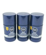 NEW! (3-PACK) Nivea for Men BODY SHAVING STICK Protective Hydration FREE... - $11.25