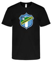 Comunicaciones T-Shirt 100% Cotton Black,Blue,Grey Crew Neck - $24.99