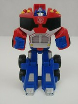 Playskool Transformers Rescue Bots Rescan Optimus Prime Toy Easy Transform - $4.99