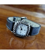 Womens Fossil Road Trip Collection Silver & Black Retro Watch JR7726 - $59.95