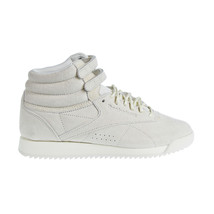 Reebok Freestyle Hi Ripple Women's Shoes Chalk CN3403 - $84.95