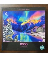 Buffalo 1000 Piece Jigsaw Puzzle - Call of the Wild - Complete Excellent... - $16.34