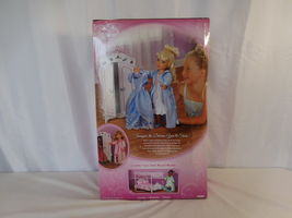Disney Princess & Me Royal Wardrobe 2010 Jakks NIB Rare image 4