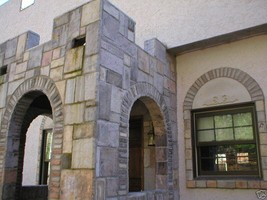 Make Castle Stone Pavers Concrete For Pennies a Foot with 29 Molds, Supplies Kit image 2