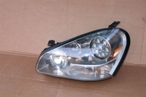 02-04 Infiniti Q45 F50 HID XENON Head Light Headlight Lamp Driver Left LH