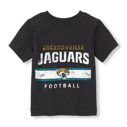 NFL Jacksonville Jaguars  Boy ,Girl T- Shirt  Infant/Toddler Various Sizes NWT