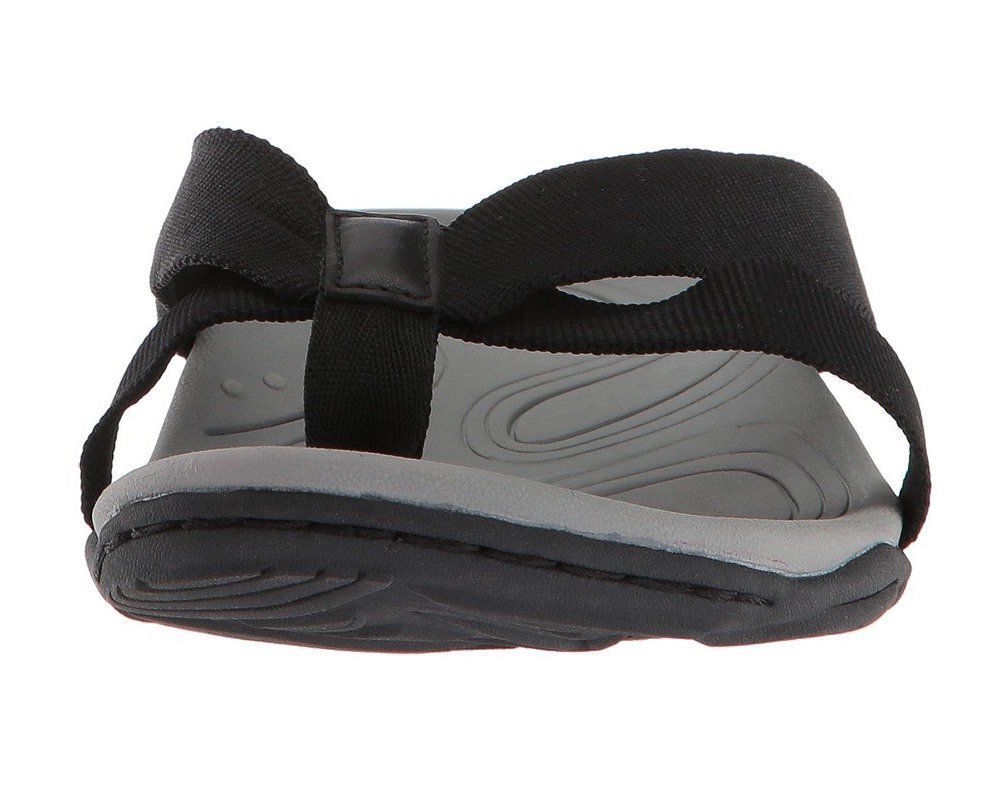 ba28e3dfe6775 Earth Malia Black Womens Flip Flop Sandals and 46 similar items