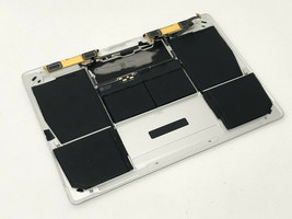 "Silver Bottom Case Battery 12"" A1534 MacBook Retina Early 2015 MF855, MM... - $168.29"