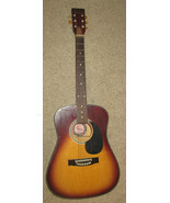 1960's Cameo Deluxe Model Fw-2  Acoustic Guitar Original 6 string - $325.00