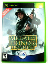 Medal of Honor: Frontline - Original Xbox Game Complete Perfect Disc - $5.77