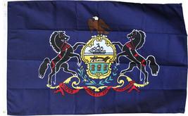 Pennsylvania - 3'X5' Heavy Duty 2-Ply Polyester Flag - $54.00
