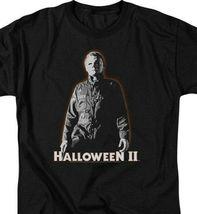 Halloween II t-shirt Michael Myers retro 80's classic horror graphic tee UNI392 image 3