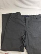 Gap Women. Gray Dress Pants Only Favorite Trouser Stretch Rayon  Size 12 - $15.88