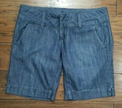 American Eagle Jean Shorts Womens Sz 2 (Inventory W22) - $12.86