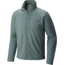 Mountain Hardwear Mens size Small Ruffner Hybrid Jacket Hiking Backpacking - $81.87