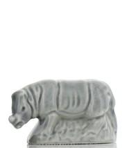 Whimsies Porcelain Figurine Miniatures by Wade Rhinoceros