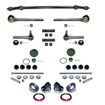 17 Piece Tie Rod Ball Joint Wheel Bearing Seal Kit fits 1997-03 Ford F-1... - $142.52