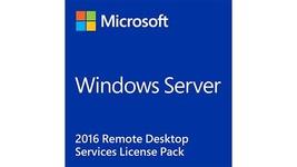 Windows Server 2016 Remote Desktop Services User CAL 50 Client - $95.00