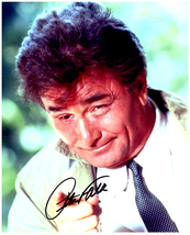 PETER FALK  Authentic Original  SIGNED AUTOGRAPHED PHOTO W/COA - $60.00