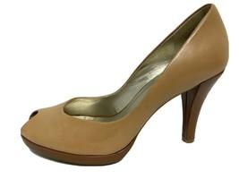 Kenneth Cole Reaction Femmes Talon Chaussures en Cuir à Enfiler Taille 7.5M - $29.55