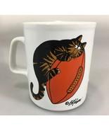 B Kliban Cats Football Mug Cup 8 oz Made in England - $53.90