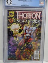 THORION OF THE NEW ASGODS  #1 1997 CGC 9.2 with FREE SHIPPING! - $45.00