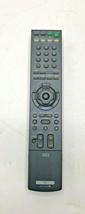 Sony RM-YD013 Xbr Tv Remote - $24.74
