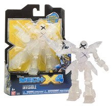 """Disney's Mech-X4 5"""" Invisible Battle Robot with Drill New in Box - $12.88"""