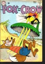 FOX AND CROW #88 SUN TAN BEACH COVER  DC  1964 RARE G- - $9.70